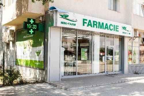 """Farmacia """"Badea Cartan"""""""