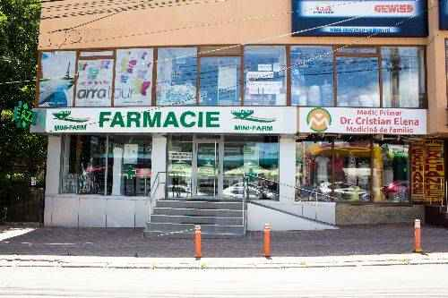 "Farmacia ""Brotacei"""