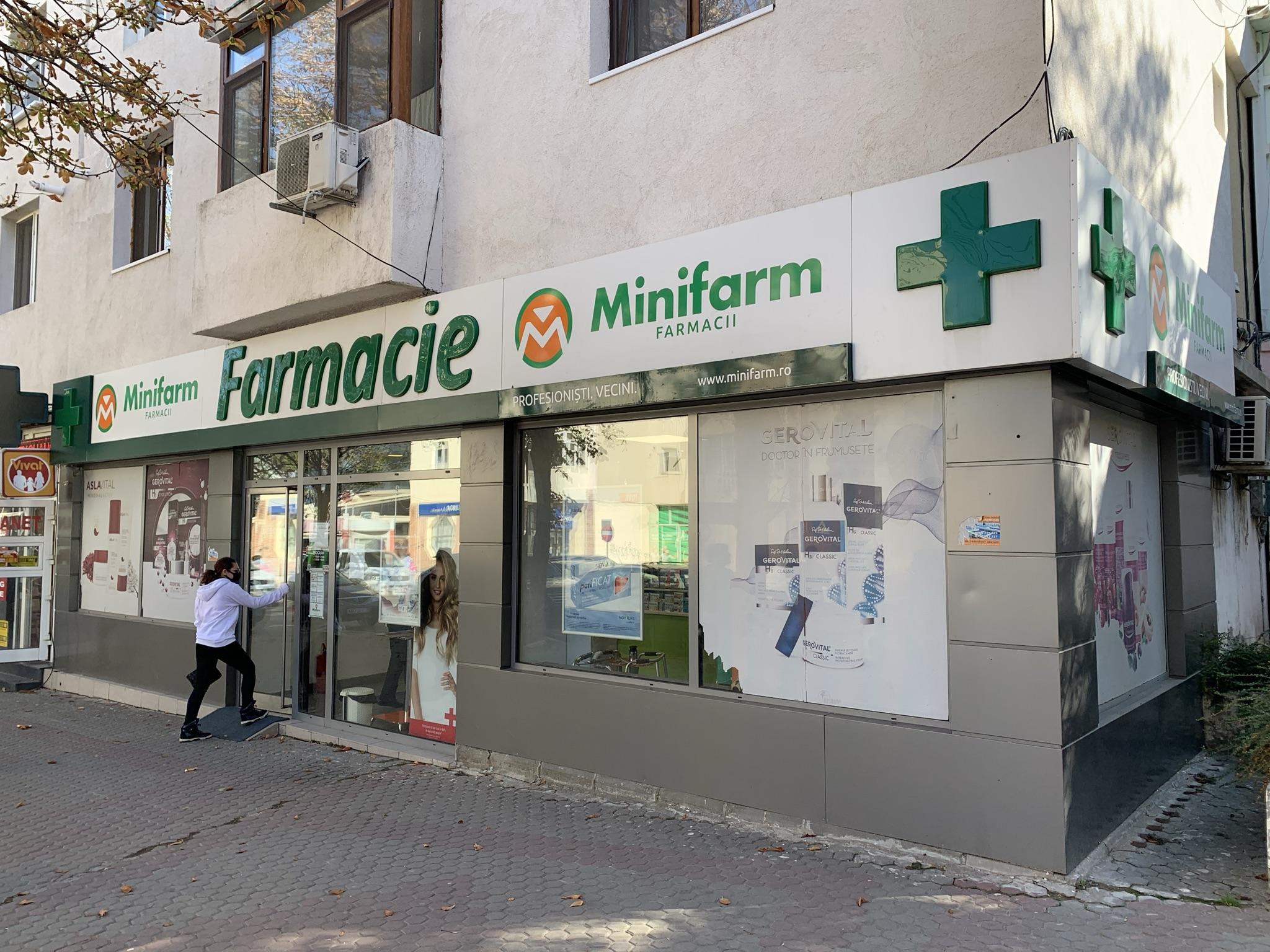 """Farmacia """"Medgidia 3"""""""