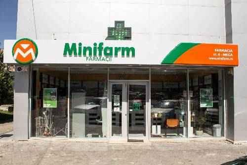 """Farmacia """"Mega Image"""""""