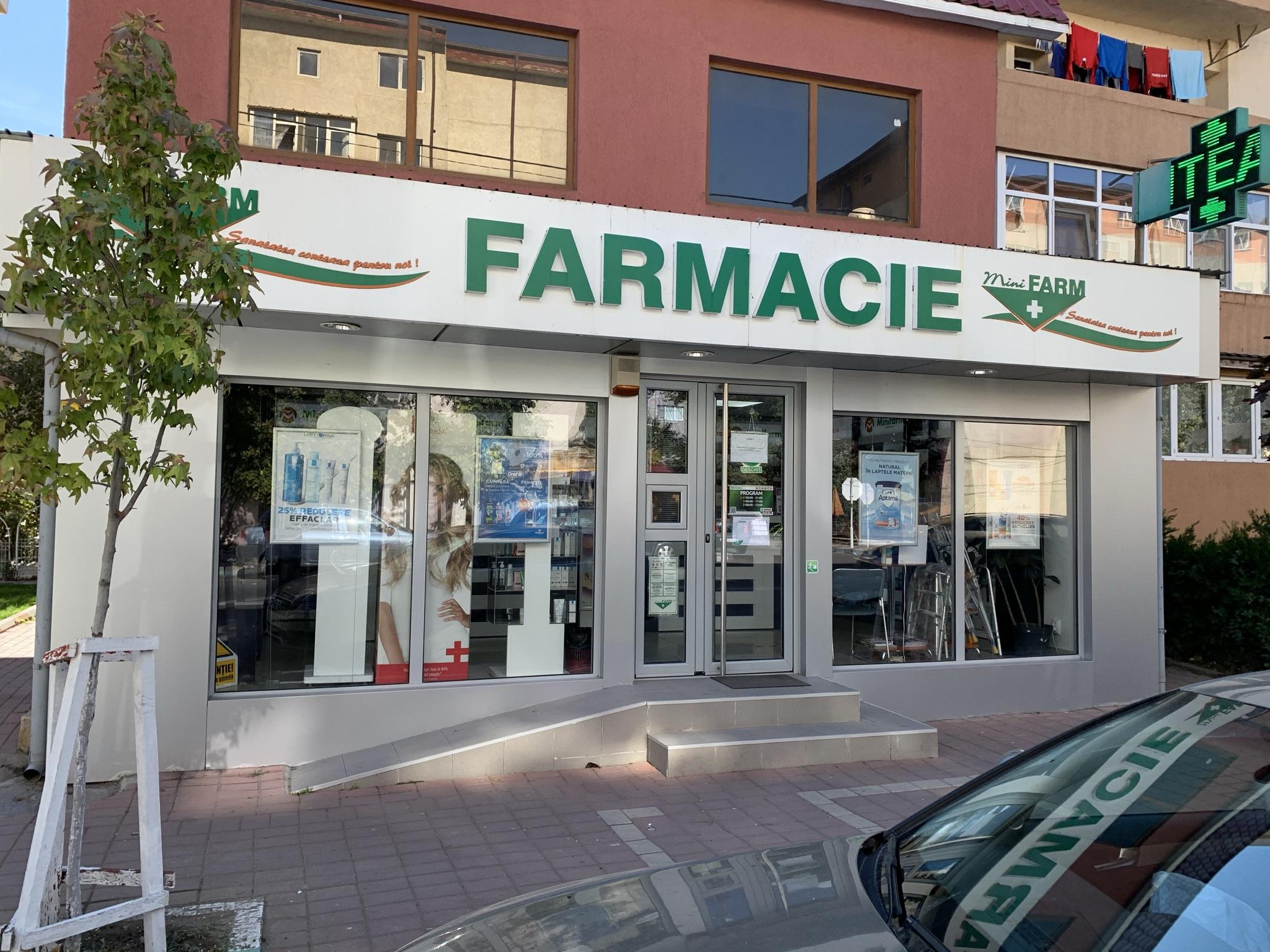 """Farmacia """"Navodari 3"""""""