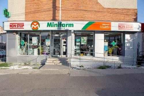 """Farmacia """"Tomis 3"""""""
