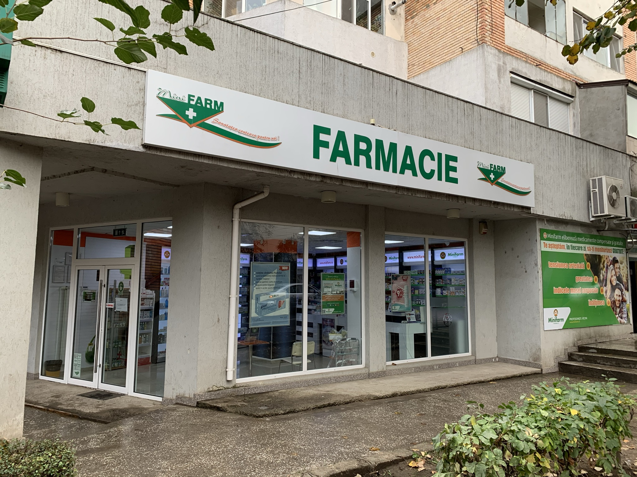 """Farmacia """"Alfa"""""""