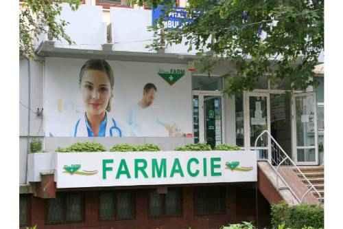 "Farmacia ""Policlinica CFR"""