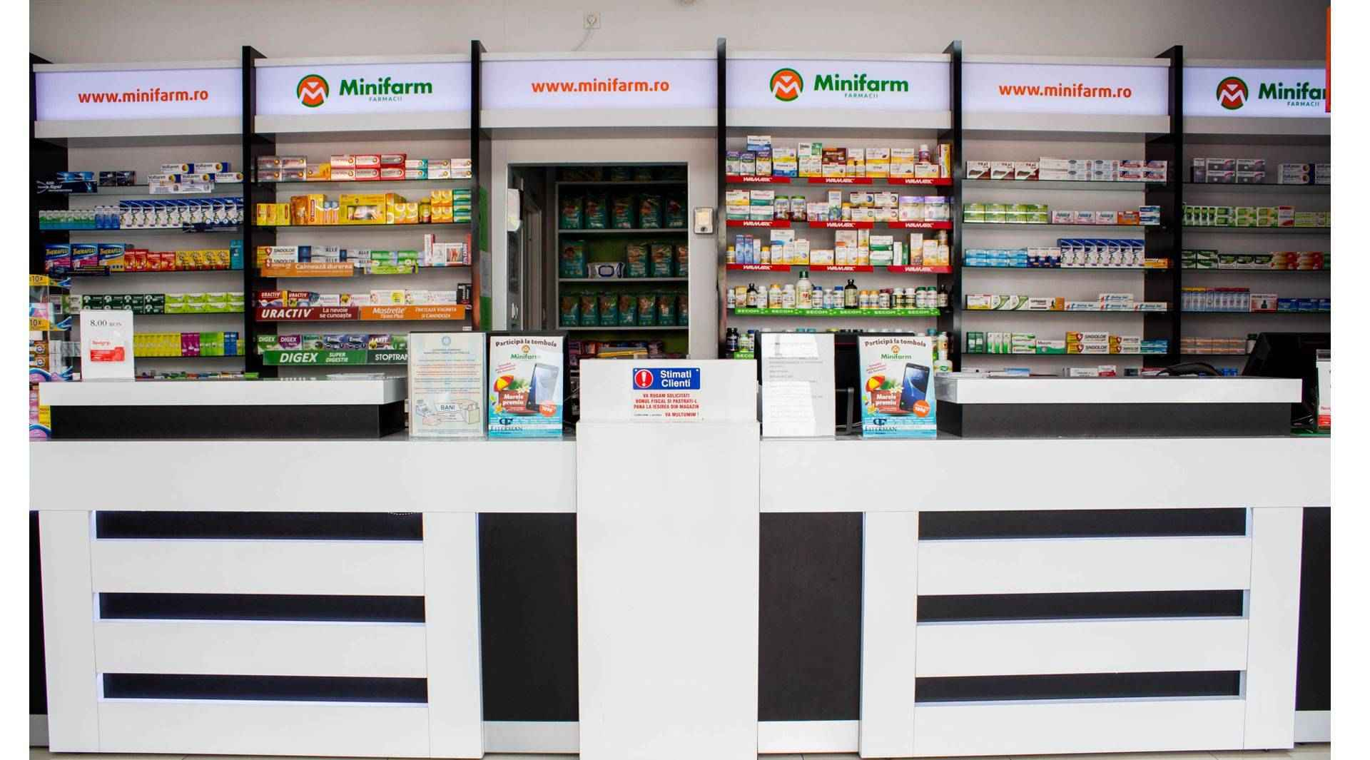 "Farmacia ""Babadag"""