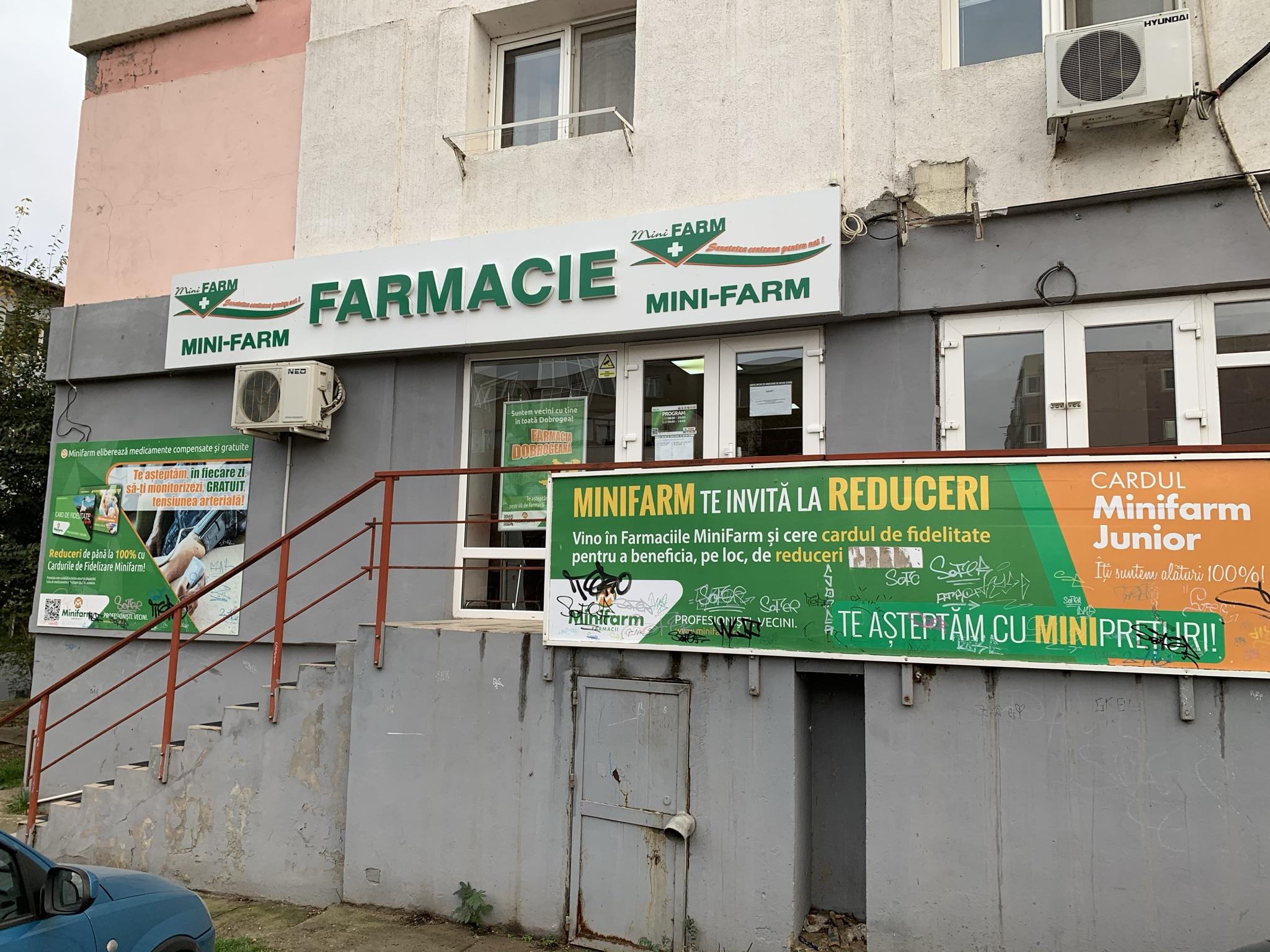 """Farmacia """"Dalas"""""""