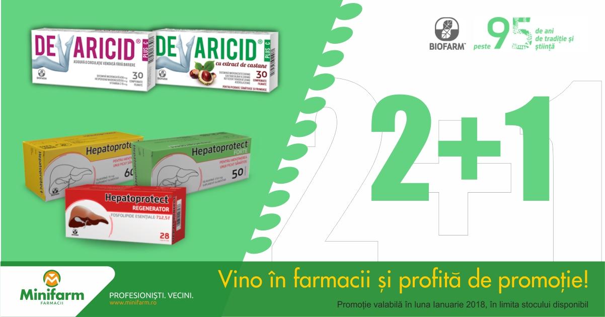 Biofarm 2 + 1 gratuit