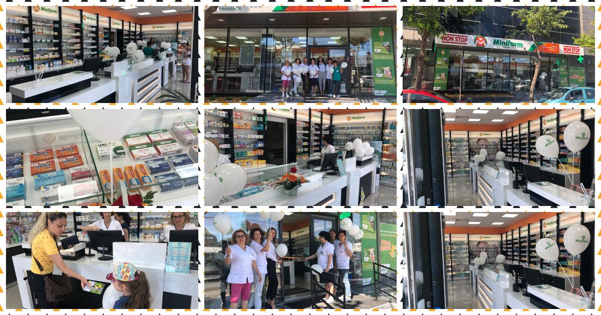 Minifarm a deschis o nouă farmacie în Mangalia!