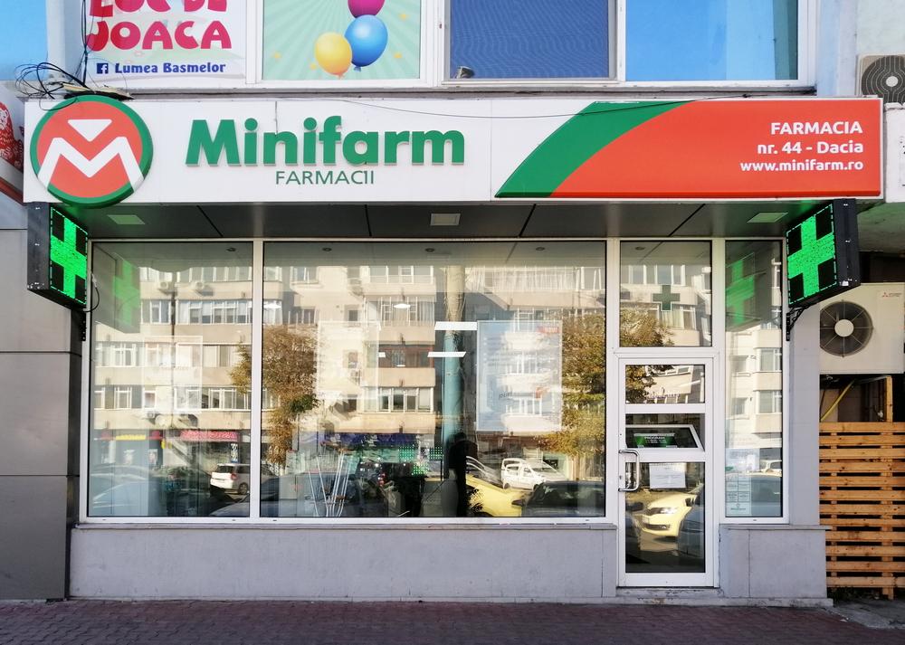 """Farmacia """"Dacia"""""""