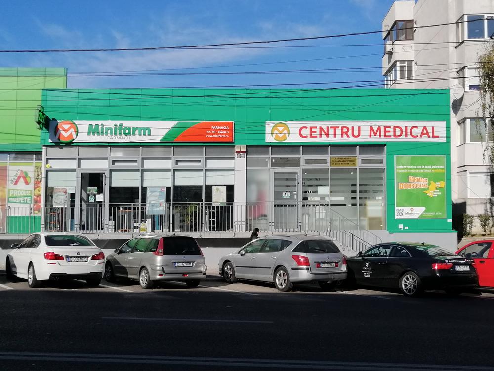 """Farmacia """"Eden 3"""""""