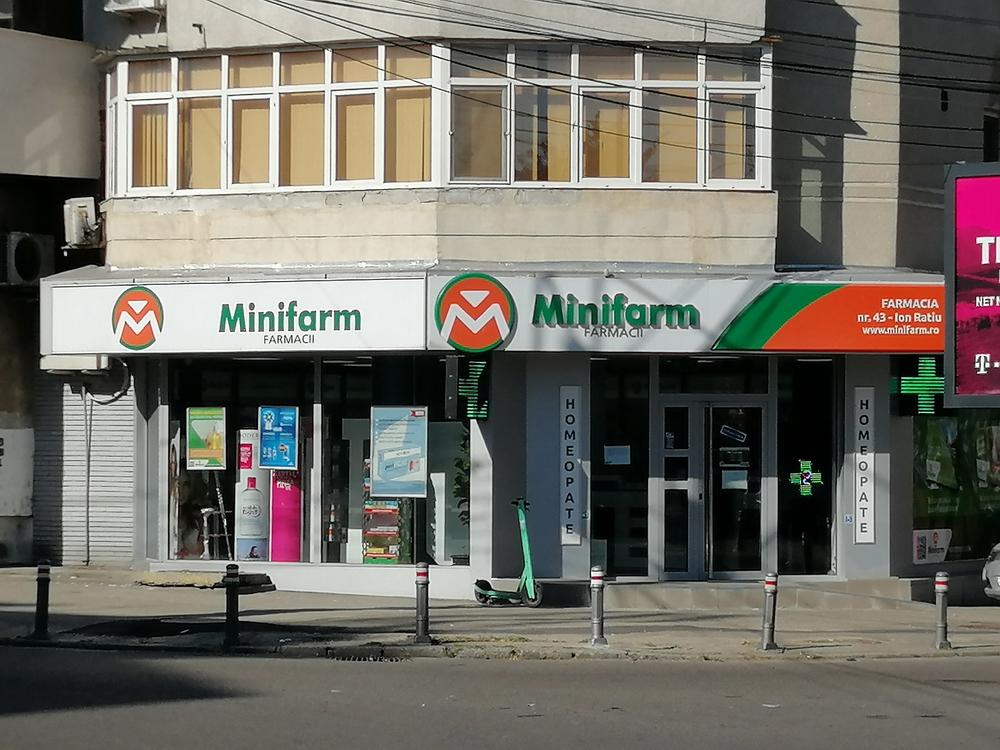 """Farmacia """"Ion Ratiu"""""""