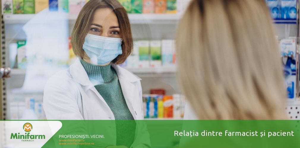Relația dintre farmacist și pacient